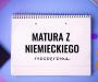 Matura rozszerzona z języka niemieckiego