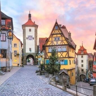 Język niemiecki dla entuzjastów podróży
