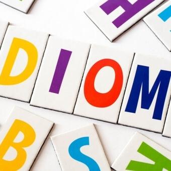 Popularne angielskie idiomy - Quiz