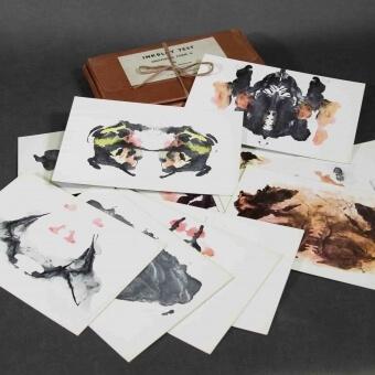Test osobowości - Projekcyjny Test Rorschacha