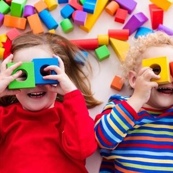 Zabawy językowe dla najmłodszych