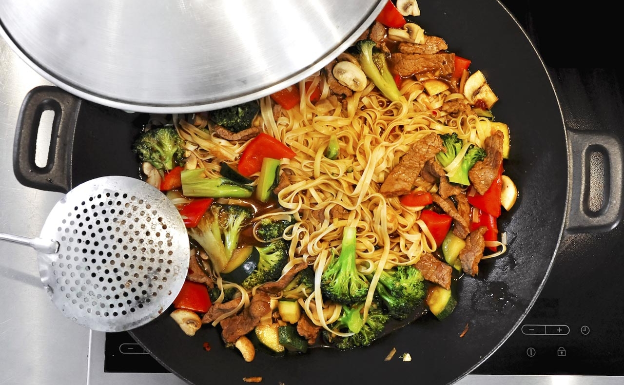 Kurs kulinarny - dla początkujących