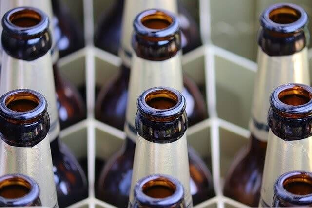 A stash of beer bottles Canadian Slang - blog LingRoom